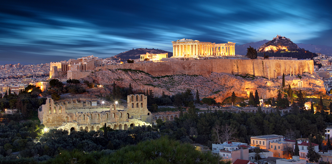 Acropolis - Parthenon of Athens