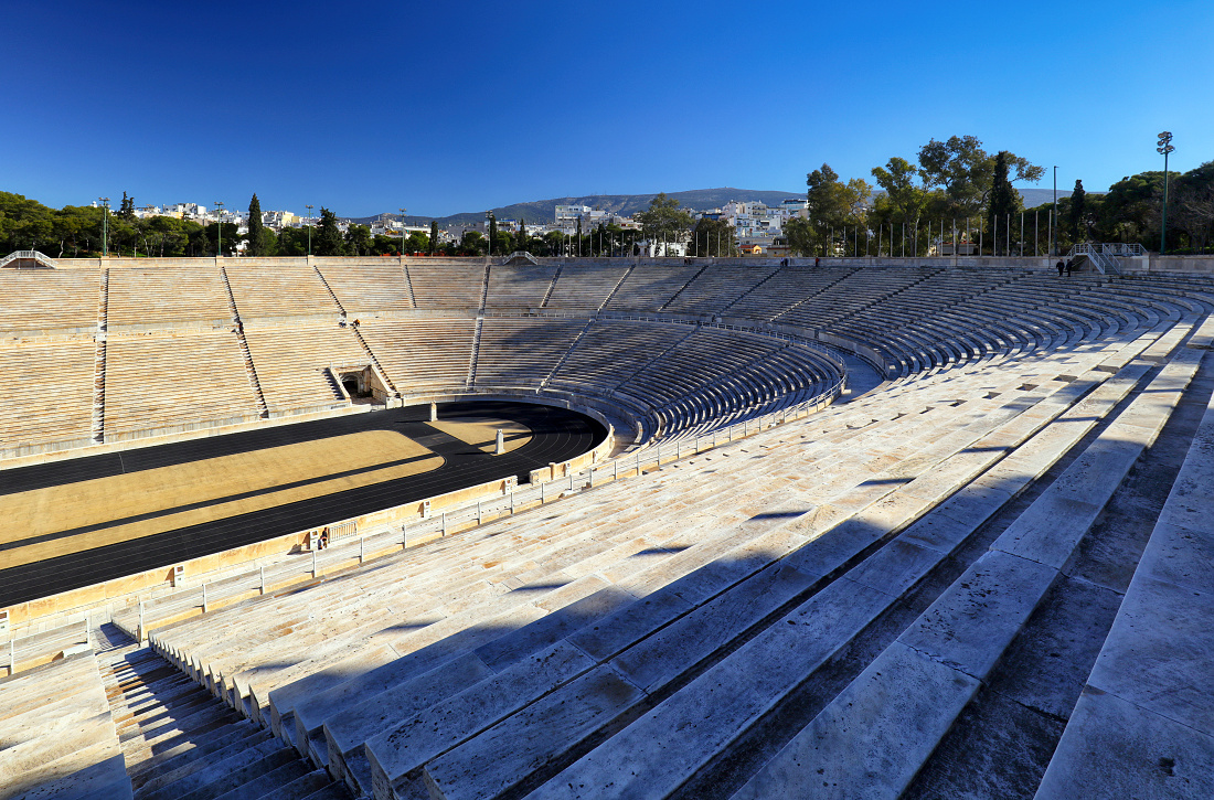 Athens - Panathenaic Stadium