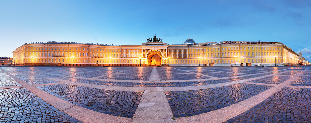 Winter Palace square