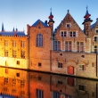 Bruges - Traditional city canals