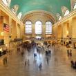 Grand Central Station in New York - interior