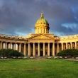 Kazan Cathedral at sunrise
