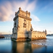 Lisbon, Belem Tower - long exposure