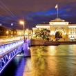 Palace Bridge and Admiralty embankment