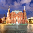 State Historical Museum at Red Square