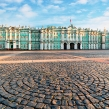 Winter Palace at sunrise